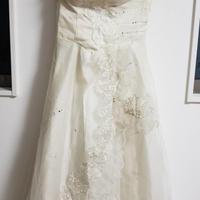 アンチフェミニズム衣装 ウェディングドレス