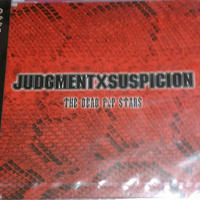 THE DEAD P☆P STARS/ CD「JUDGMENTxSUSPICION」