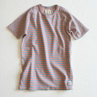 KP9901MS / Short Sleeve T / トリコロール