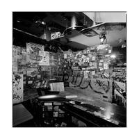 LIVE HOUSE, TOKYO ORIGINAL PRINT 22 『LIVEHOUSE WALL』