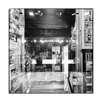 LIVE HOUSE, TOKYO ORIGINAL PRINT 01 『ACB HALL』