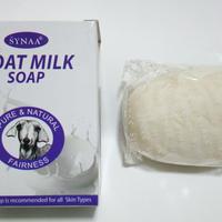 NEW!! 【GOAT MILK SOAP ゴートミルクソープ アーユルヴェーダ石鹸】