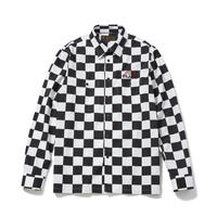 L/S CHECKER FLAG SHIRT