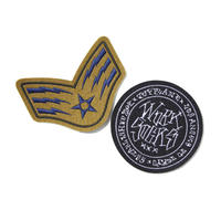 TOYPLANE FELT PATCH SET