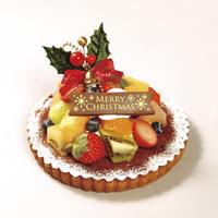 *店頭お渡しのみ* クリスマス フルーツタルト(5号サイズ)