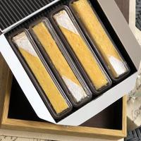 【セット販売】つや姫チーズケーキ(4本入)✖2箱
