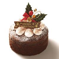 *店頭お渡しのみ* クリスマス ガトーショコラ(4号サイズ)
