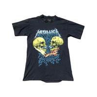 【メタリカ】 90s PUSHEADデザイン Tシャツ 超稀少