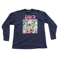 【スレイヤー】 ヨーロッパ製 ロックTシャツ カットソータイプ!