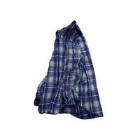 【モンゴメリー】 80s プリントネルシャツ グッドカラー