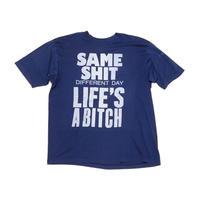 【アメリカ古着】 80s-90s ナイス!メッセージ Tシャツ XLサイズ