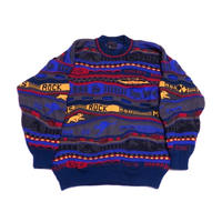 【EMAROO】 オーストラリア製 立体編み セーター