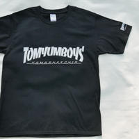 TOMYUMBOYS BLACK TEE (KIDS SIZE)