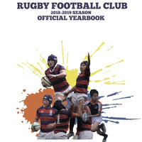 KGRFC 2018 YEAR BOOK