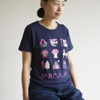 山好きTシャツ(ネイビー)