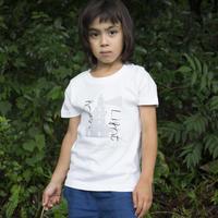 【 KIDS】屋久島灯台 ティシャツ(白)