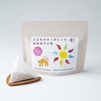 こどものオーガニック玄米ほうじ茶 / 屋久島八万寿茶園