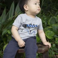 【 BABY 】SABA ティシャツ(グレー)