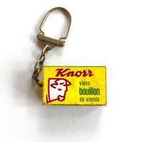 France 1960's キーホルダー Knorr スープ