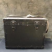 Japan Vintage スチール  ケース  工具箱  道具箱  収納 ショルダー