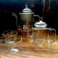 glass tea pot 750ml