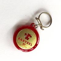 France 1960's キーホルダー  BABY BELL チーズ
