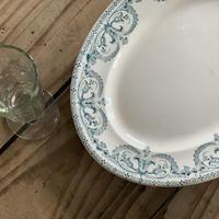 Antique*オーバル皿
