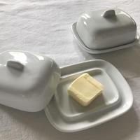 Antique *バタープレート