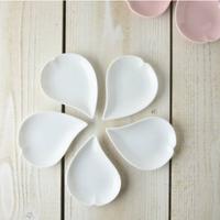 【美濃焼】桜花びら 豆皿5枚ギフトセット