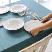 お食事向けテーブルセット レンタル 7名セット3泊4日
