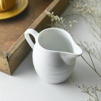 【美濃焼】ミルクジャグ