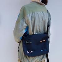 himo ribbon bag(ブラック・4c)