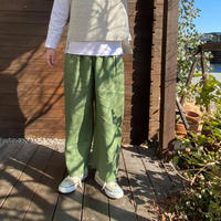 Linen Tapered Pants /nachukara'20ss/73901