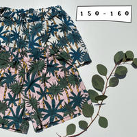 Jr.PALM TREE SHORTS /Ocean&Ground'20SS/1037351