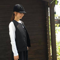 Quilting Vest/ Mao made/941146