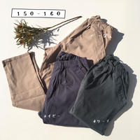 Jr.DORAEL PANTS(150-160)/Ocean&Ground'20SS/1017051