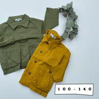 スナップジャケット/F.O.U'20SS/I102010