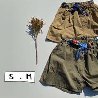 J&Aリボンベルトチノショートパンツ(S-M)/Granny Branket'20SS/2017254