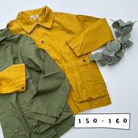 Jr.スナップジャケット(150-160)/F.O.U'20SS/I102020