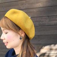 Tsumami Leather BERET/スリープスロープのアトリエ/BS909068