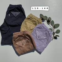 Jr.COLOR SHORTS/Ocean&Ground'20SS/1017351