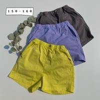 Jr.PIGMENTDYE SHORTS /Ocean&Ground'20SS/1037254