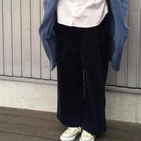 Corduroy Wide Pants/nachukara/NK-56890