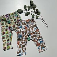 ベビーボトム Animal carnival&Stamps /Ocean&Ground'20SS/1030903