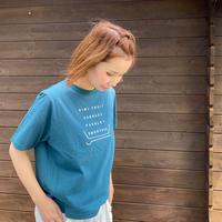 Cotton Rib Docking Print T-shirt /nachukara'20ss/88648