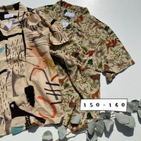 Jr.ALOHA SHIRTS/Ocean&Ground'20SS/1016351