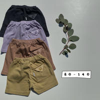 COLOR SHORTS/Ocean&Ground'20SS/1017301