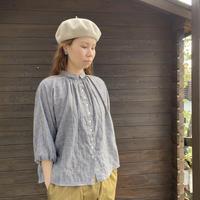 Modal Cotton Dolman Blouse /nachukara'20ss/79520
