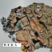 MENS'ALOHA SHIRTS/Ocean&Ground'20SS/1016381