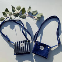 2WAY移動ポケットBAG BLUE BLUE/OCEAN&GROUND/1815905
